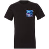 Happy Haunts Crew Tee, Black