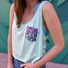 SSE Crop Tank, Mint