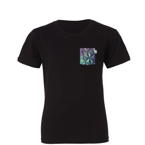 SSE Youth Tee, Black