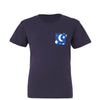 Sorcerer Youth Tee, Navy