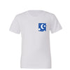 Sorcerer Youth Tee, White
