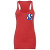 Sorcerer Racerback Tank, Heather Red