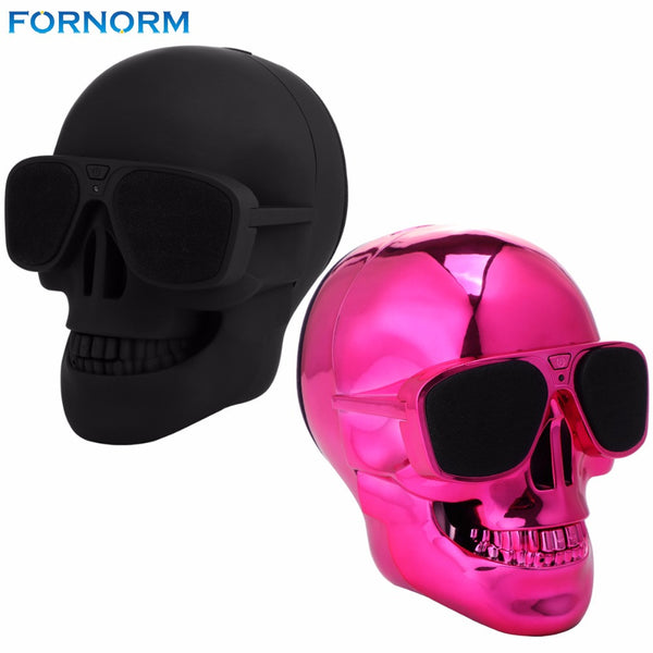 Skull Head Wireless Bluetooth Speaker