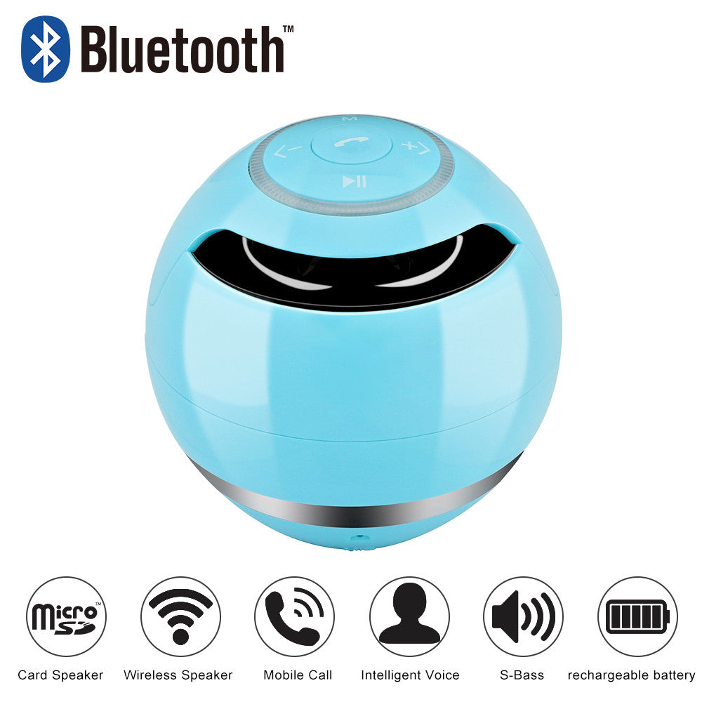 Planet Pluto Wireless Bluetooth Speaker