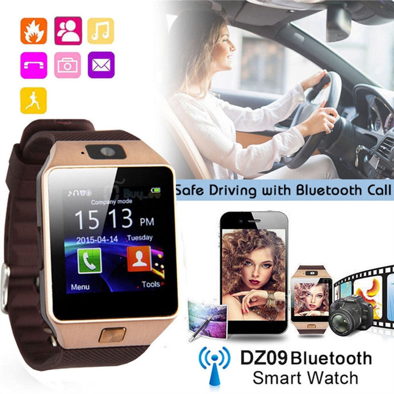 Bluetooth DZ09 Smartwatch 2