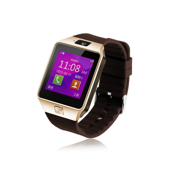 Bluetooth DZ09 Smartwatch Gold