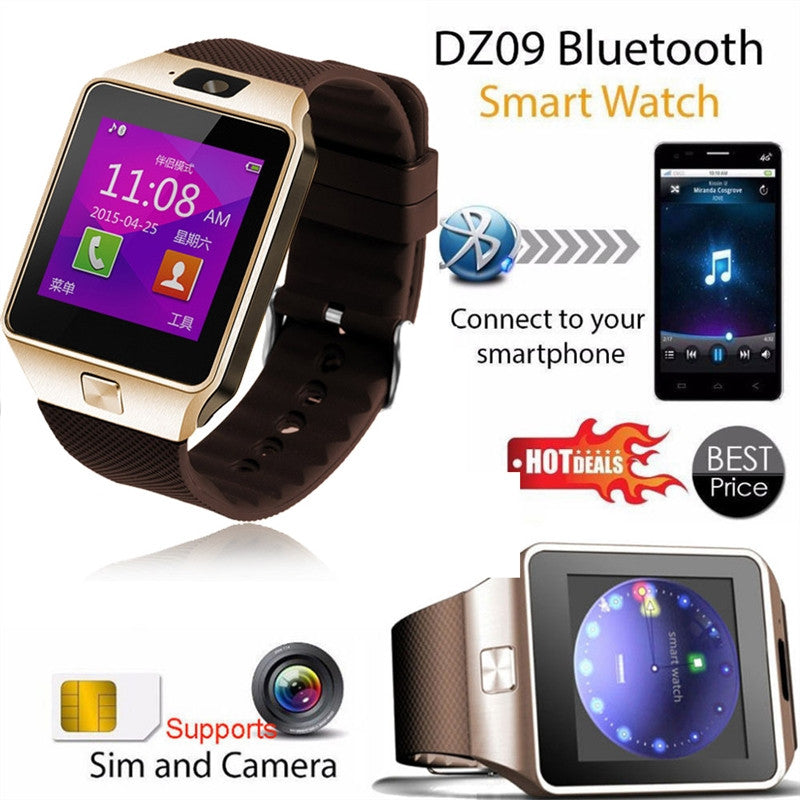 Bluetooth DZ09 Smartwatch 7