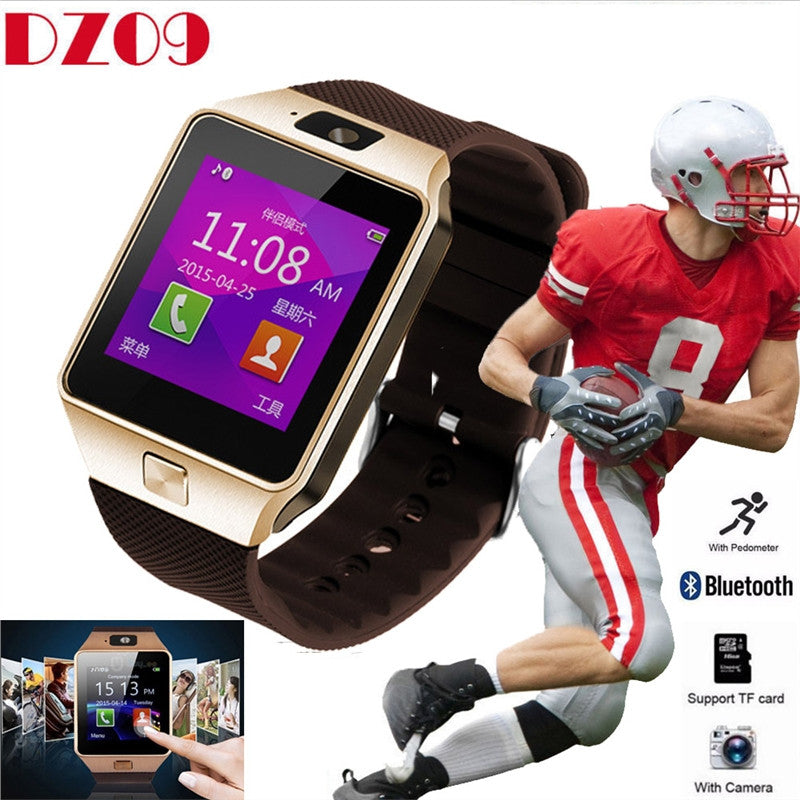 Bluetooth DZ09 Smartwatch 5