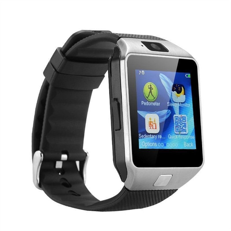 Bluetooth DZ09 Smartwatch Silver 2