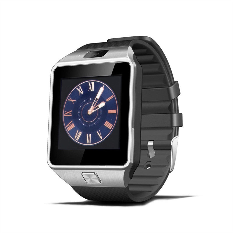 Bluetooth DZ09 Smartwatch Silver