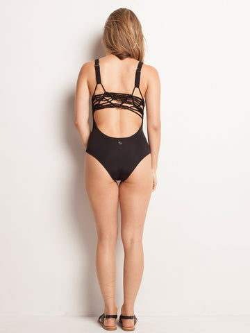 Sophisticated Back Wove Black