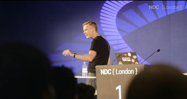 Six Agile sessions at NDC-London
