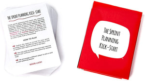 The Sprint Planning Kick-Start Cards by Paul Goddard