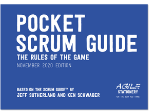 The 2020 Pocket Scrum Guide