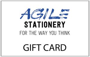Agile Stationery Gift Card