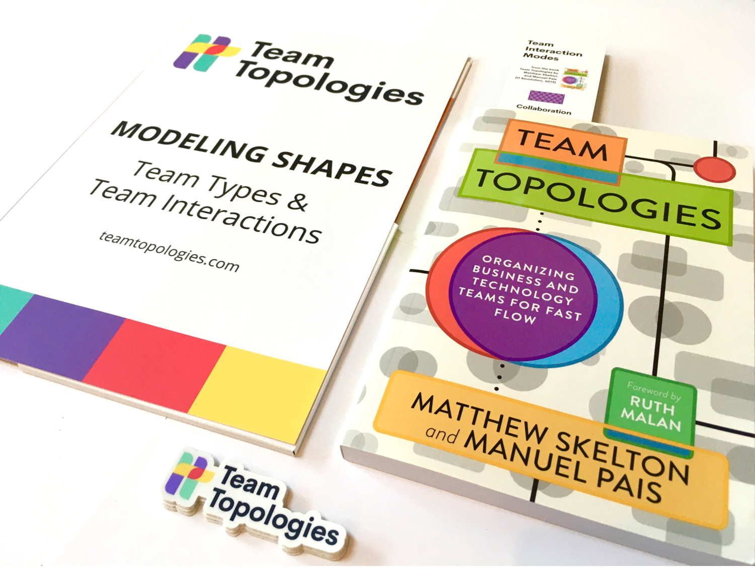 Team Topologies Book by Matthew Skelton & Manuel Pais