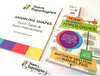 Team Topologies Book, Modeling Shapes & Stickers Set