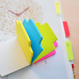Neon Notes with Full Adhesive (5 Pack)