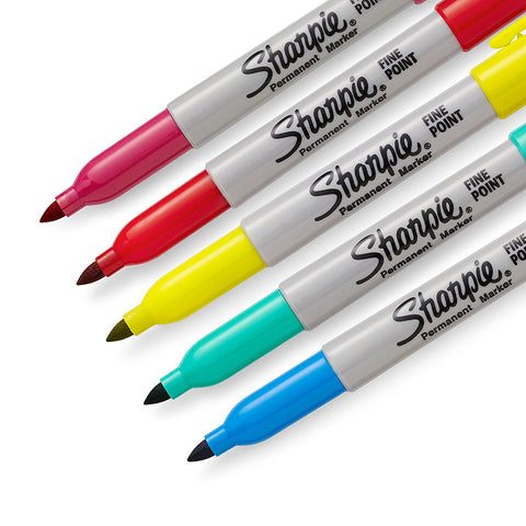 Color Burst Sharpies