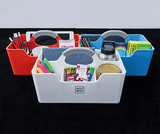 Hotbox 1 - A compact sturdy storage for your stationery