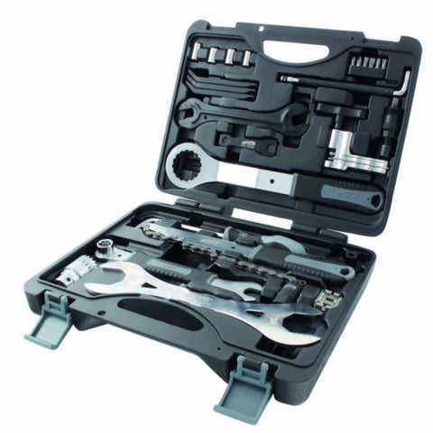 SUPER-B TBA2000 Premium Bicycle / Cycle Mechanic 36 Piece Tool Set