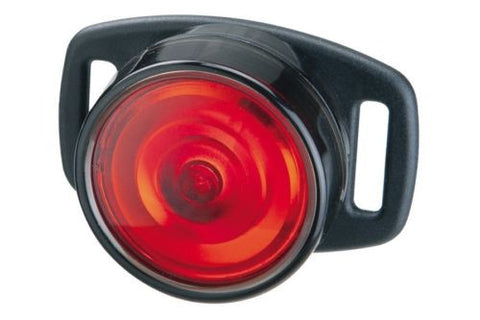 TOPEAK Tail Lux 1/2 Watt Rear Bicycle Light with Helmet, Bag and Rack Mount Options