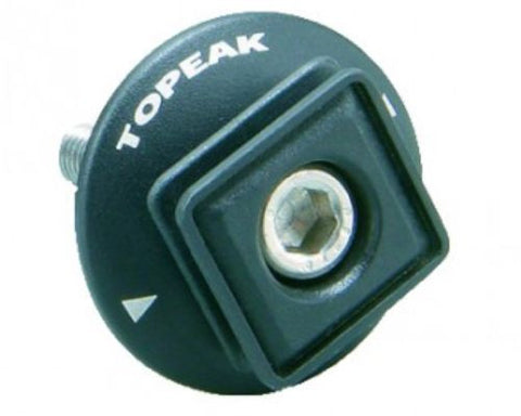 TOPEAK F66 Stem Cap Fixer Bracket for Mounting Tools, RideCases, DryBags, etc.