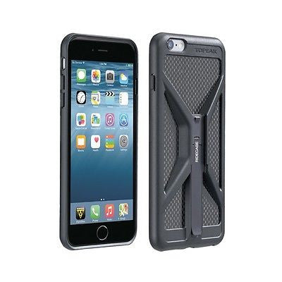 TOPEAK Ridecase for iPhone 6+ / 6s+ with Flipstand and Bike Mount Bracket