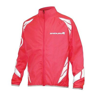 ENDURA Kid's Luminite Cycling / Outdoor Activity Jacket: Pink