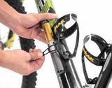 TOPEAK Race Rocket 120psi Mini Cycle Road & Mountain Bike Pump Schrader / Presta
