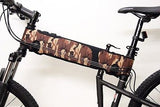 MONTAGUE Bikes Protective Neoprene Frame Cover for Montague MTB's: Brown Camo