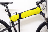 MONTAGUE Bikes Protective Neoprene Frame Cover for Montague MTB's: Yellow
