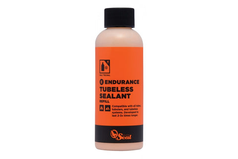 ORANGE SEAL Endurance Tubeless Sealant Refill (4oz, 8oz, 16oz, 32oz)