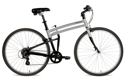 MONTAGUE Urban (2015) Folding Road Bike (+FREE! Montague Bike Bag)