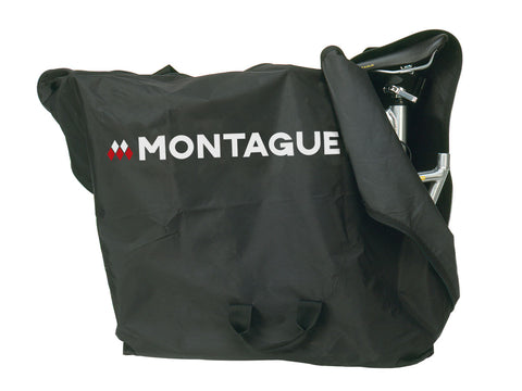 MONTAGUE Bicycles Soft Nylon Carry Bag - Fits all Montague Road and MTB Models