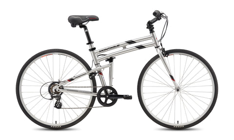 MONTAGUE Crosstown Folding Road Bike (+FREE! Montague Bike Bag)
