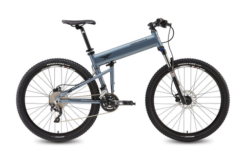 MONTAGUE Paratrooper Highline Folding Mountain Bike (+FREE! Montague Bike Bag)
