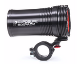 EXPOSURE LIGHTS Six Pack Mk7 (2017) MTB Light. Up to an incredible 4500 Lumens on your bars!