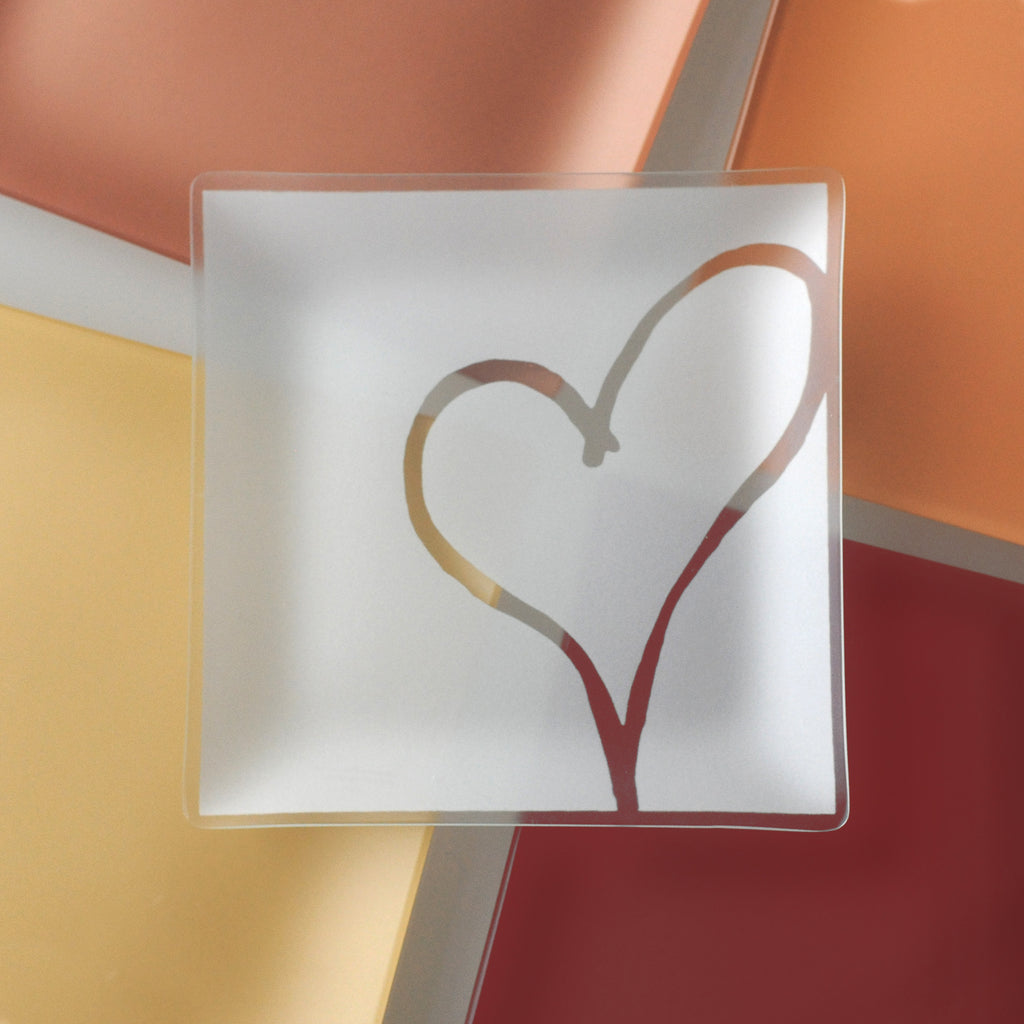 9 inch Heart Plates With Purpose™ for Habitat for Humanity