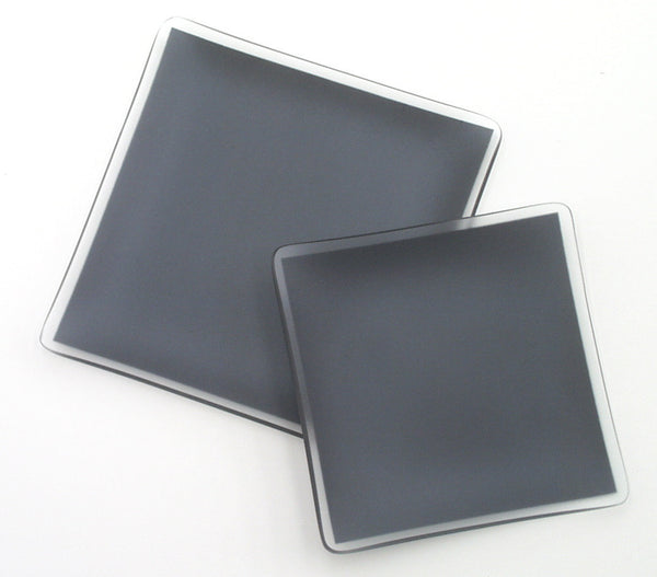 "7"" Square Graphite Plate Architect"