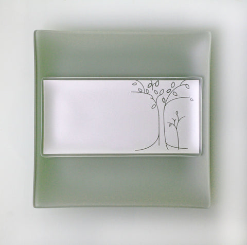 5x10 inch Trees Plates With Purpose™ for CASA