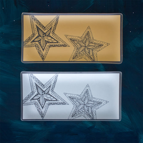 Two Stars Tray