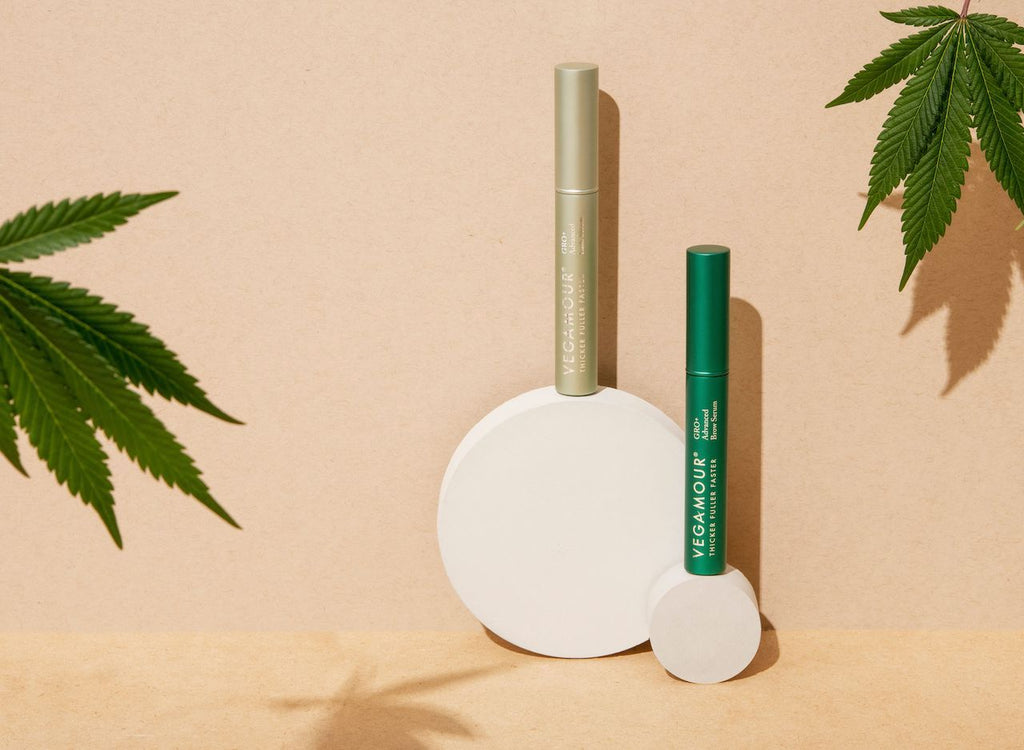 CBD lash and brow serum