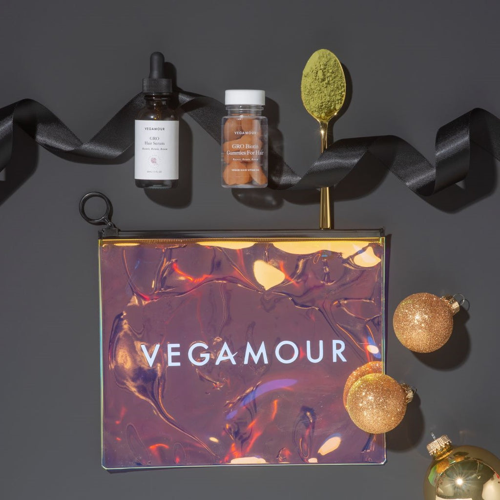 vegan beauty gift healthy hair