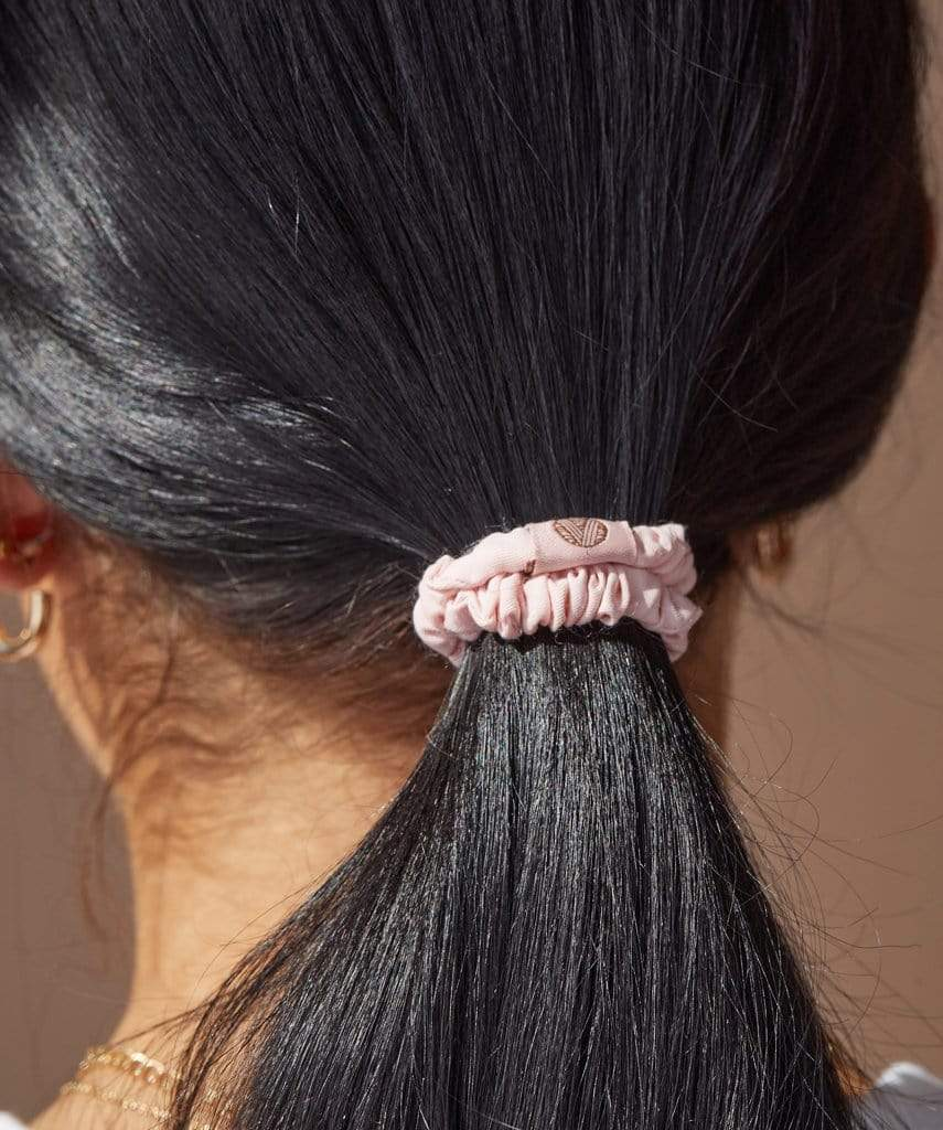 Organic Bamboo Hair Tie Set