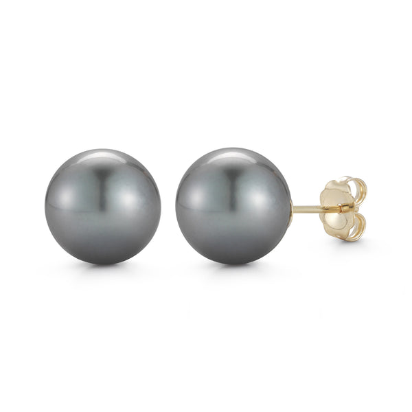 The New Classic Tahitian Pearl Earrings