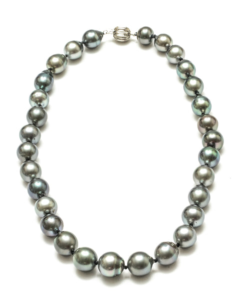 "18"" 11-13MM Baroque Tahitian Pearl Necklace"