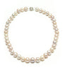 "20"" or 24"" 11-12MM Natural Pink Pearl Necklace"