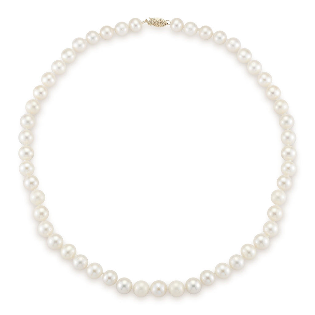 9-10MM Princess Length Necklace