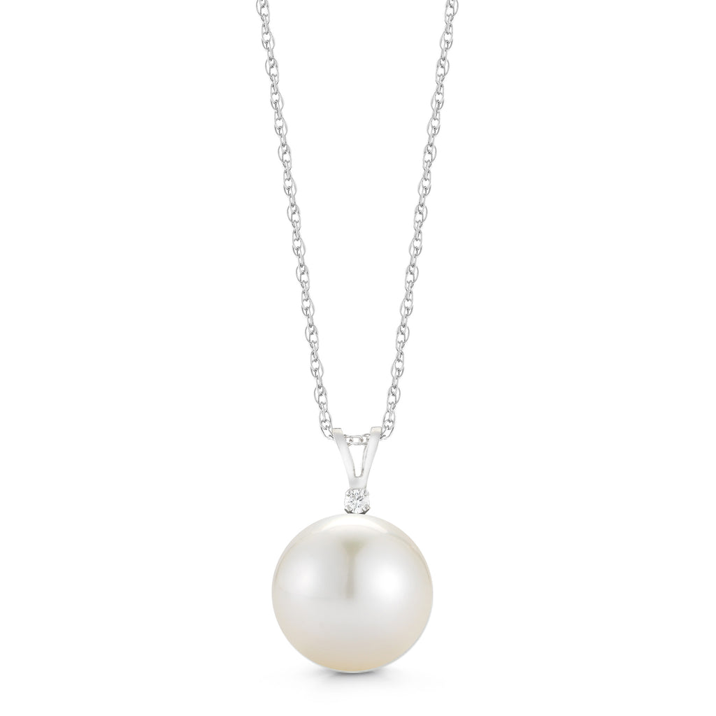 The New Classic Australian South Sea Pearl Pendant